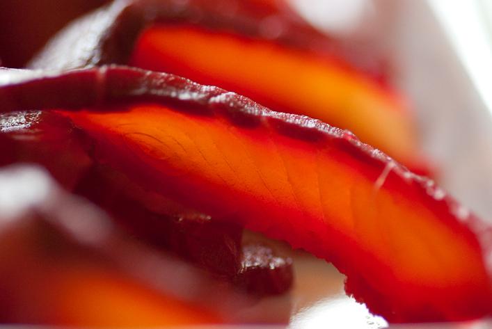 Godiche gravlax de saumon la betterave et sa petite sauce godiche - Cuillere a miel ikea ...