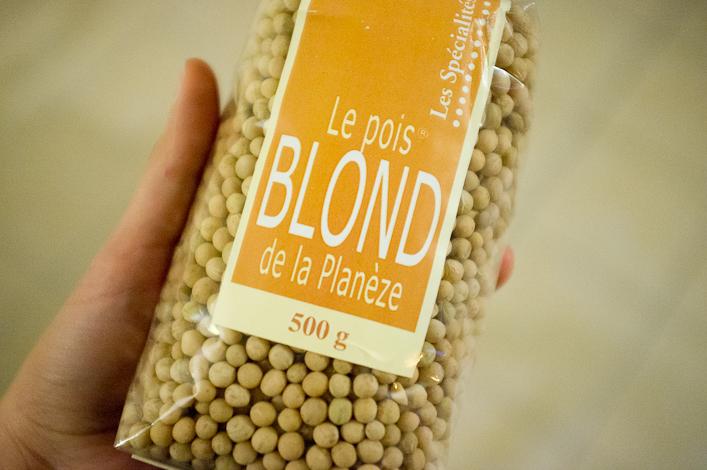 Pois Blond
