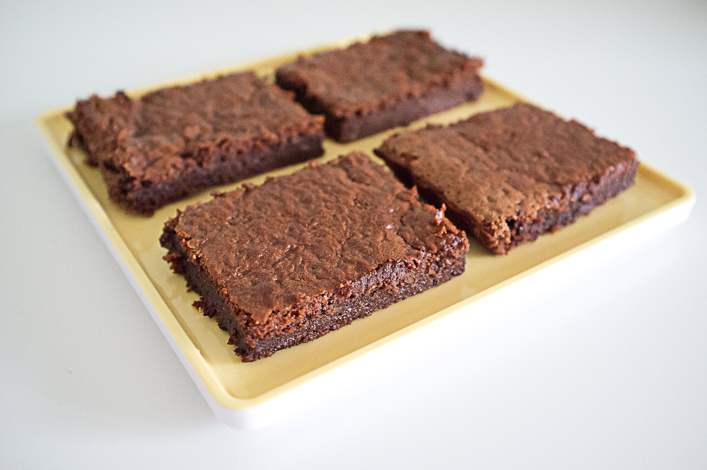 fondant chocolat courgette 3