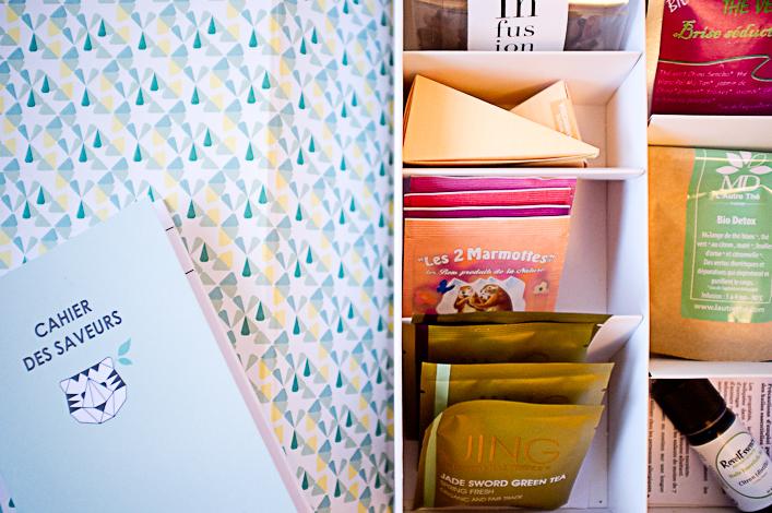 the box 4