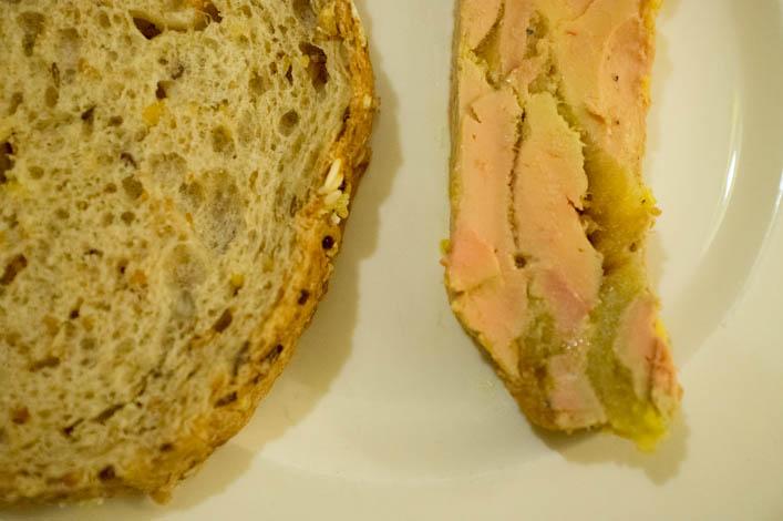 Foie gras maison aux pommes 1 lagodiche.fr