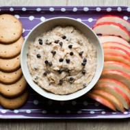 Healthy cookie dough dip - la godiche 1
