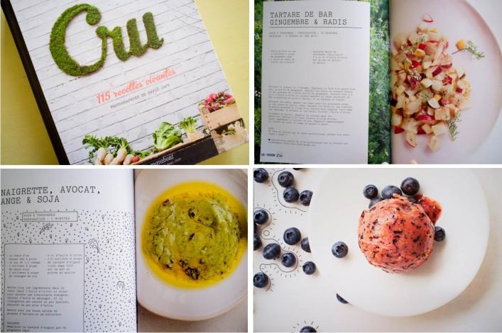 Livre Cru Healthy Project