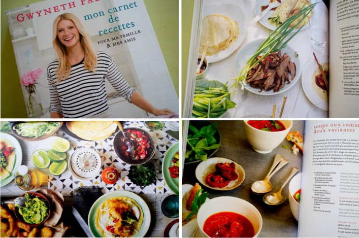 Livre Gwyneth Healthy project
