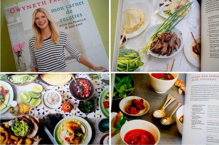 Livre Gwyneth Healthy project