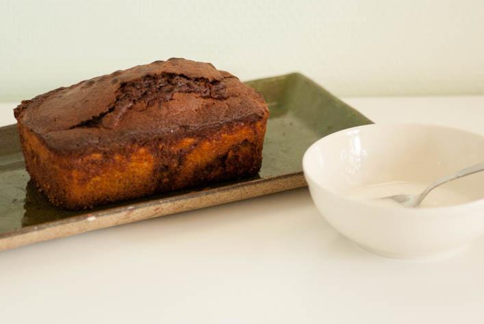 Marbré chocolat potimarron - la godiche 1