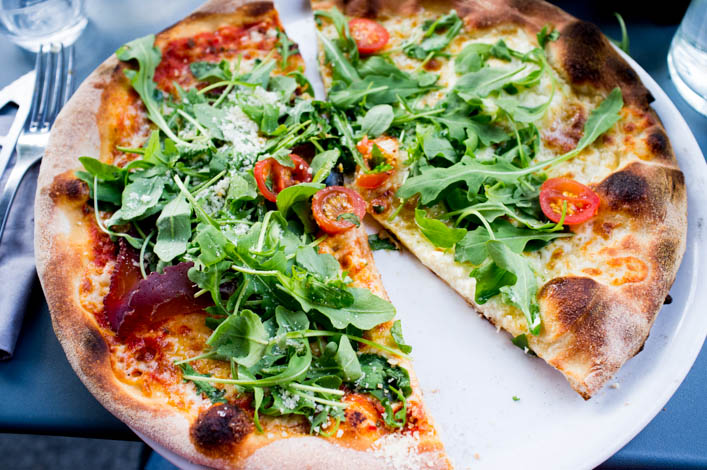Resto la cerise sur la pizza paris - 2 la godiche