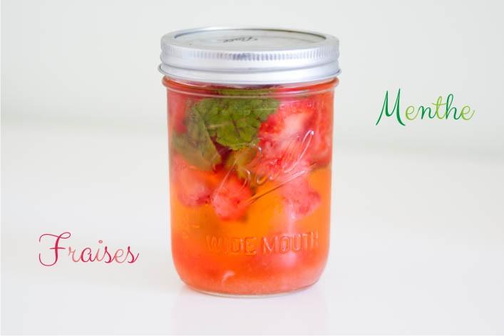 Detox-water-fraises-menthe-la-godiche