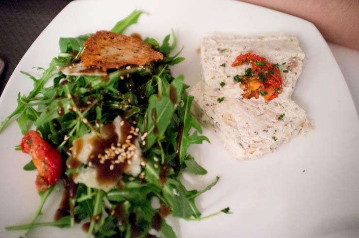 Restaurant a nous les caprices Lyon - la godiche 1