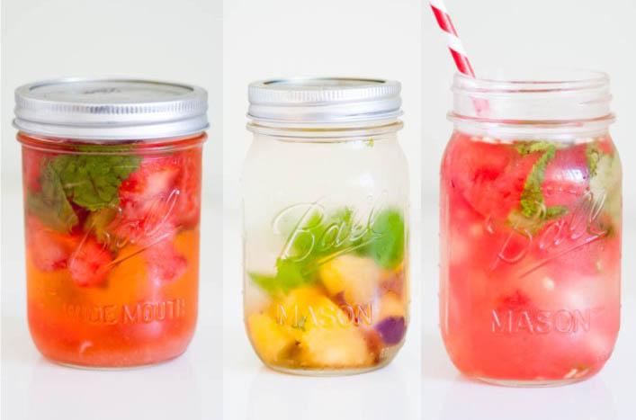 Detox water, recettes et mode d'emploi