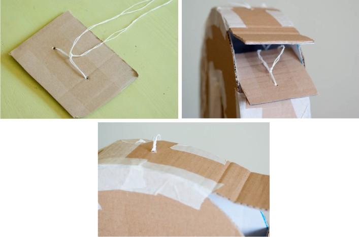 Extrem Godiche !-DIY fabriquer une piñata en carton - Godiche ! NG13