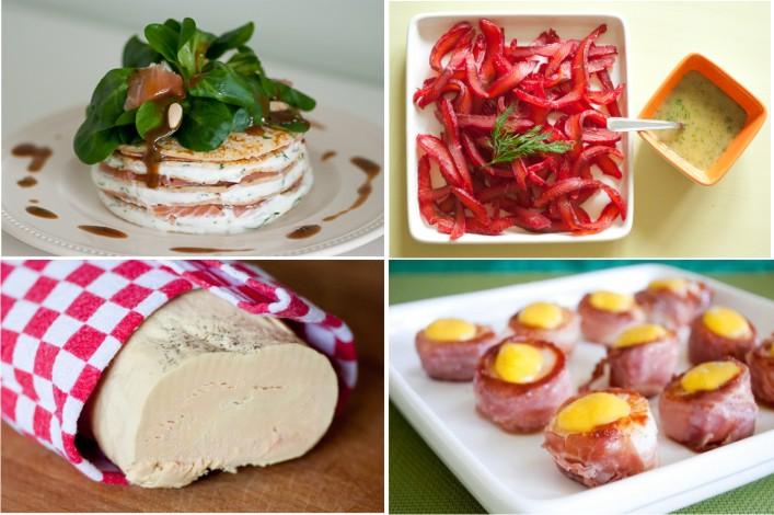 Godiche 24 recettes faciles rapides et gourmandes pour for Idees entrees froides rapides