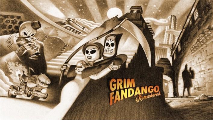 Grim fandango remastered avis