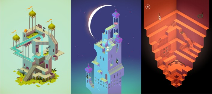 Monument valley iphone godiche avis
