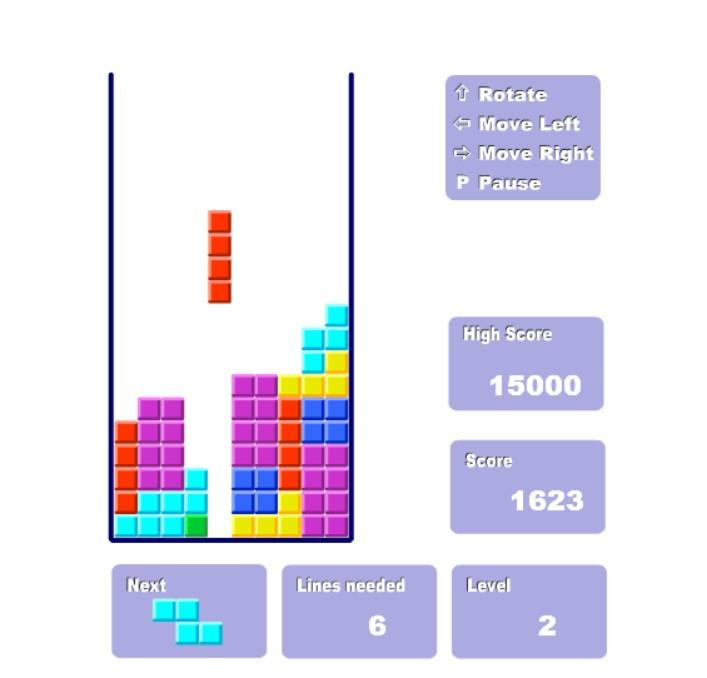 Tetris godiche