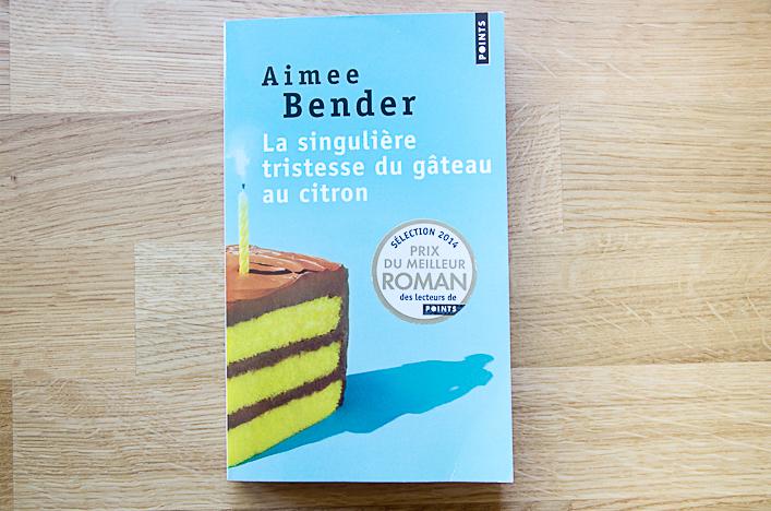 Book club avril la godiche - la singulière tristesse du gâteau au citron