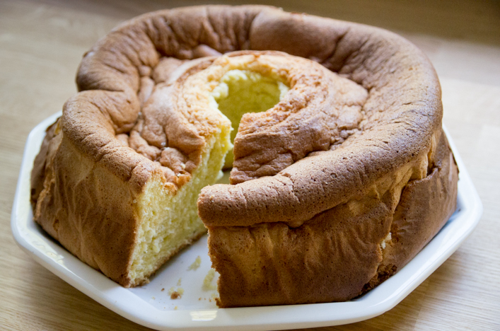 Recette Pão de Ló portugais, le sponge cake sur la Godiche