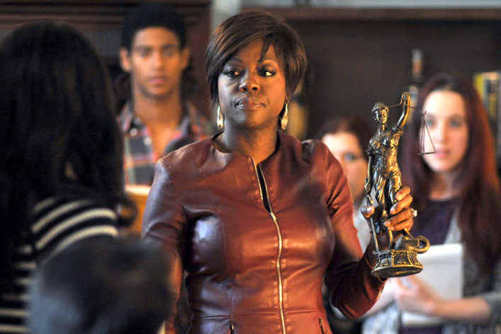 Série tv how to get away with murder avis la Godiche