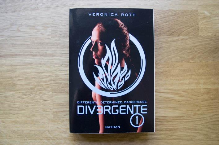 Book club sur la Godiche : le livre Divergente de Veronica Roth