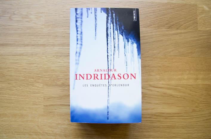 Book club sur la Godiche : le livre la Cité des Jarres de Arnaldur Indridason