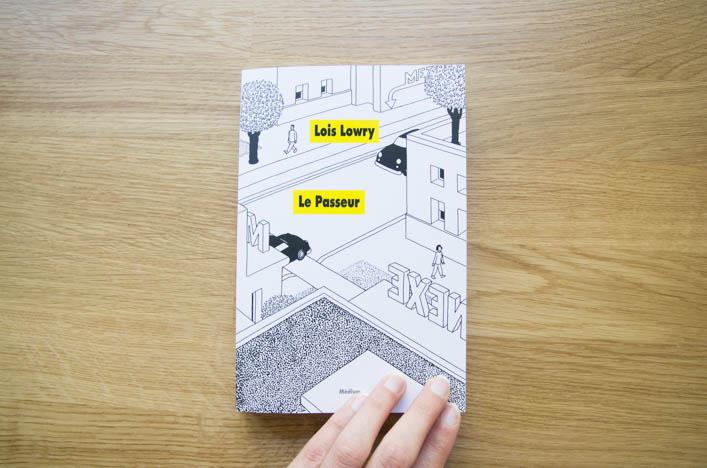 Book club sur la Godiche : le livre le passeur de Lois Lowry