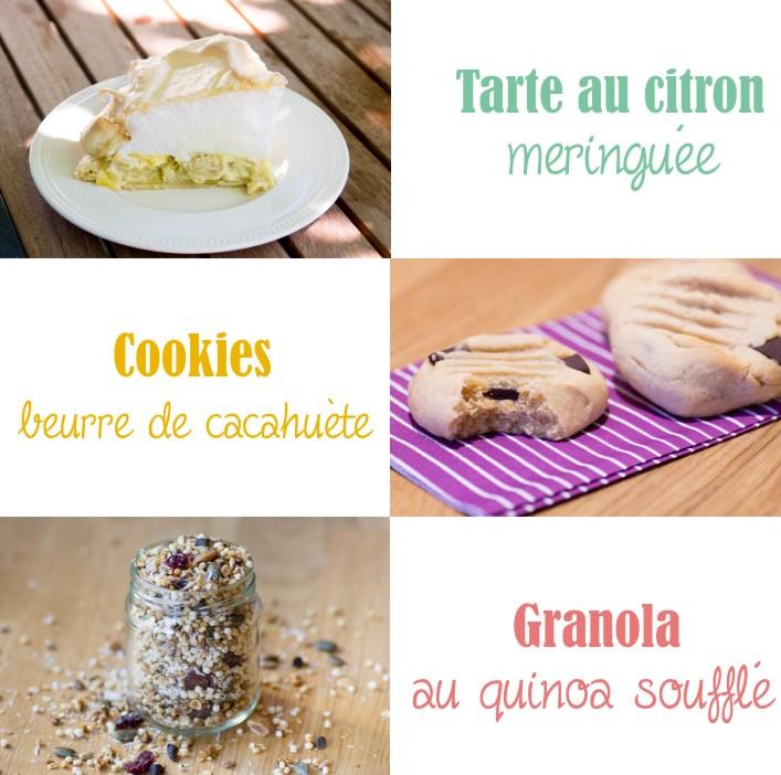 Mon best of gourmand 2015 recettes à découvrir sur la Godiche