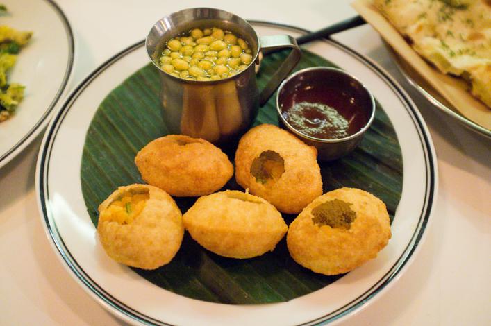 Restaurant indien desi road sur la Godiche