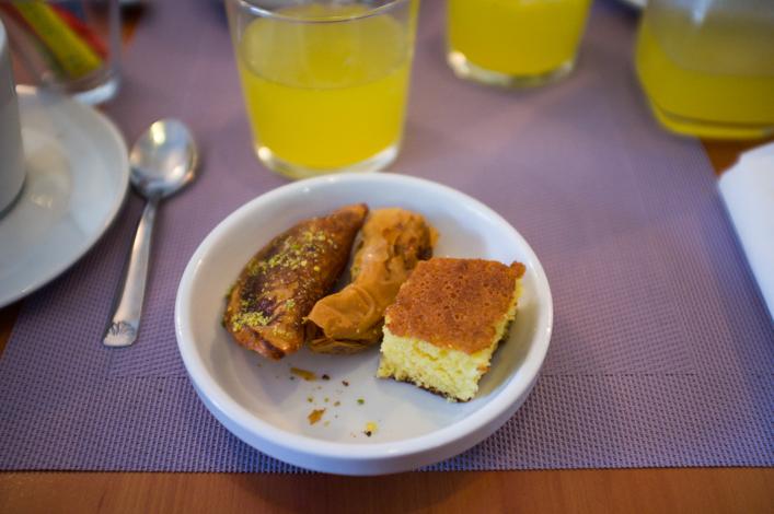 Brunch libanais chez Maison Issa Paris 15 ème avis et photos sur la Godiche