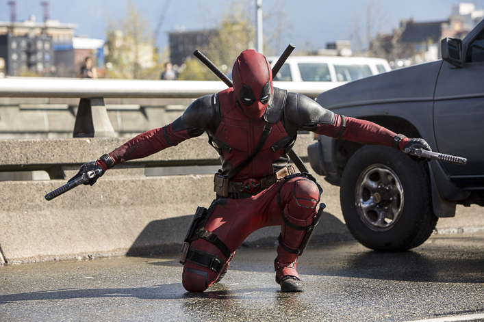 deadpool film avis blog