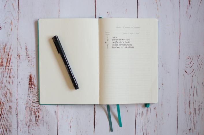 Bullet Journal : quoi, pourquoi, comment ? Toutes les infos sur la Godiche / www.lagodiche.fr