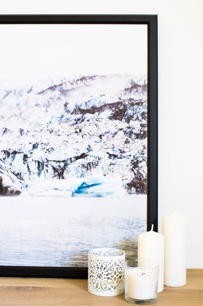 Photographie xxl islande avec Carteland, mon avis sur la Godiche / www.lagodiche.fr
