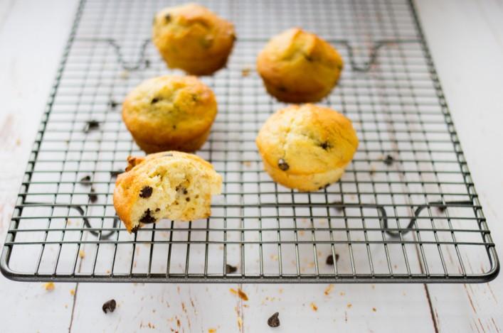 Banana bread muffins super moelleux recette sur la Godiche