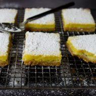 Carrés au citron, recette gourmande et facile sur la Godiche / www.lagodiche.fr