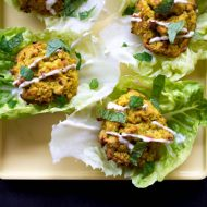 Falafels au four pois chiche, amande et noix de cajou, recette healthy facile et rapide sur la godiche