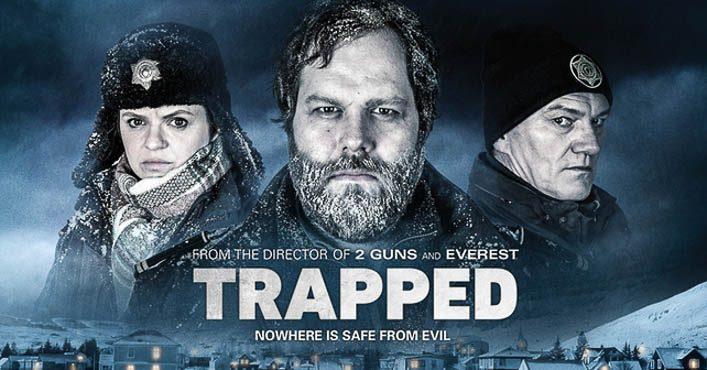 Trapped série scandinave Islande saison 1 mon avis
